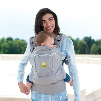 Moins pratique, moins polyvalent, moins cher Lillebaby Essentials All Seasons