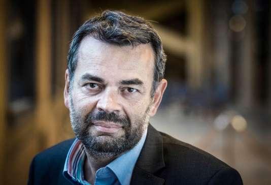 Le professeur Antoine Pelissolo, psychiatre chef de service et professeur de médecine à au CHU Henri-Mondor à Créteil.