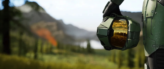 Microsoft a ouvert sa conférence avec une bande-annonce pour« Halo Infinity», un« aperçu du futur» de sa licence star.