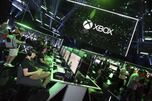 Microsoft a lancé le Xbox Pass, une offre de jeux en téléchargement illimité.