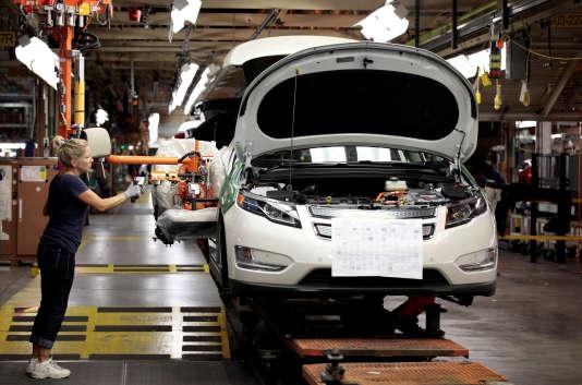 General Motors, qui emploie 110 000 personnes, souligne qu'ériger des barrières commerciales pourrait accroître les coûts de l'entreprise.