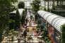 La Felicita a ouvert ses portes le 26 mai. Depuis, l'enseigne sert entre 1 500 et 3 000 couverts par jour.
