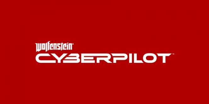 Le logo de «Wolfenstein : Cyberpilot» est à peu près tout ce que l'on en connaît.