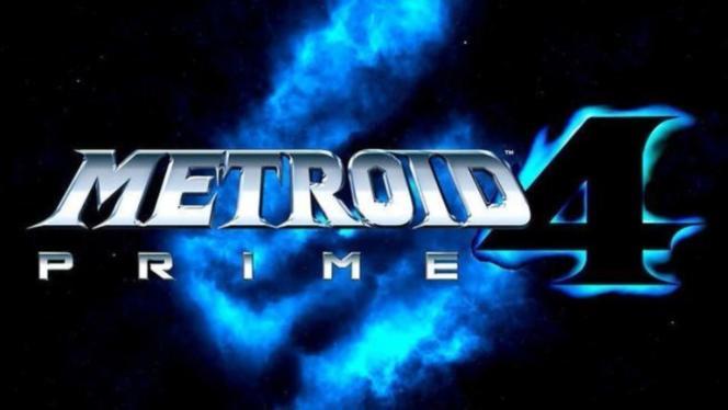 Le logo de «Metroid Prime 4», tel qu'annoncé en 2017.