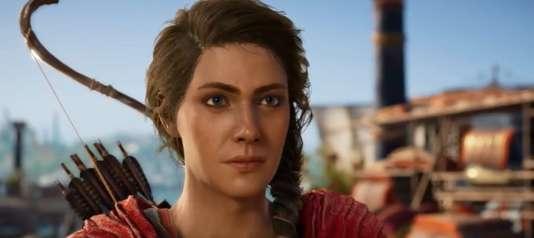 Pour la première fois, il sera possible de jouer une femme, nommée Kassandra, dans le prochain épisode d'«Assassin's Creed».