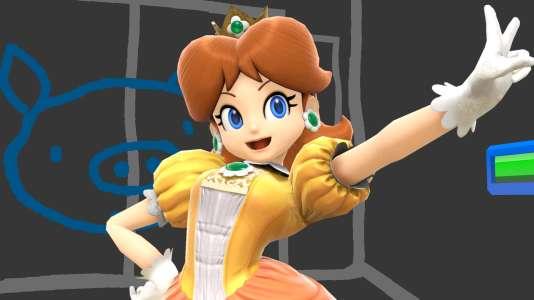 Daisy, princesse dans les Super Mario Land, rejoint le casting en qualité de doublure de la princesse Peach.