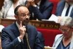 Edouard Philippe,le 12 juin à l'Assemblée nationale.