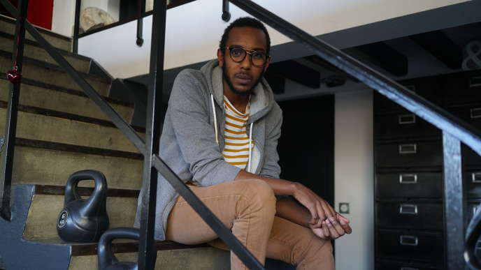 Pierre Schoutteten, 22 ans, est consultant en communication à Troyes (Aube).