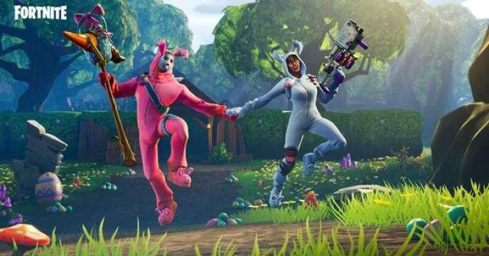 Le jeu de tir cartoonesque «Fortnite» est disponible sur Switch, a annoncé Nintendo.