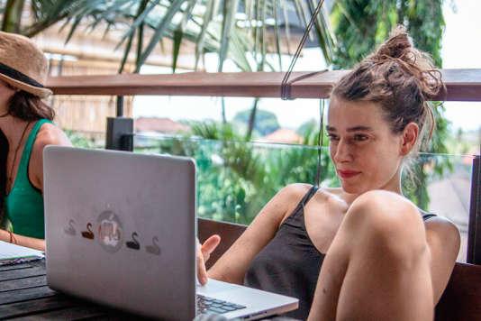 L'essor des sociétés de workation fait écho aux nouvelles pratiques de travail. Ici Roam à Bali.