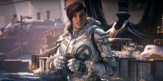 Kait sera l'héroïne du prochain« Gears of War».