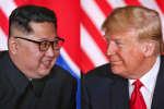 Donald Trump et Kim Jong-un ont semblé s'entendre pour « tourner la page du passé » lors d'un sommet inédit à Singapour.