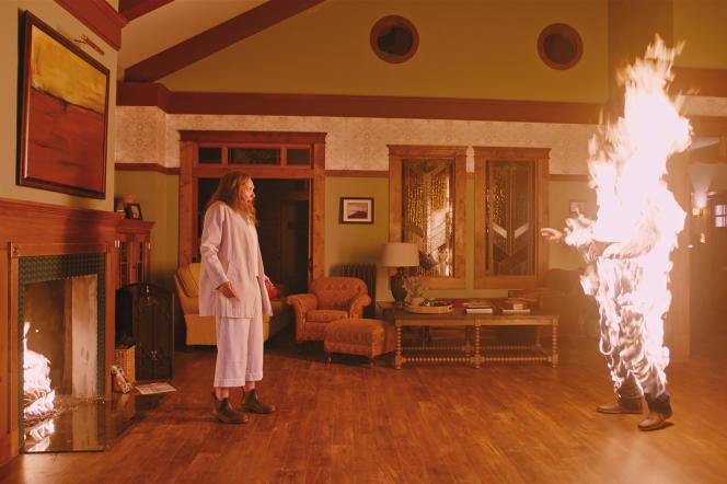 Toni Collette dans le film « Hérédité», réalisé par Ari Aster.