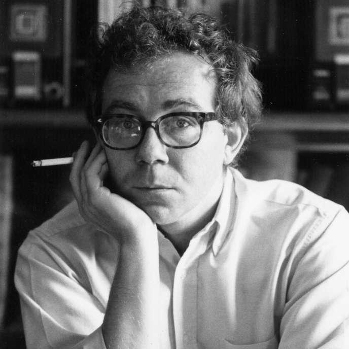 Frédéric Berthet, en 1988.