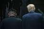 Kim Jong-un et Donald Trump lors de leur rencontre à Singapour, le 12 juin.