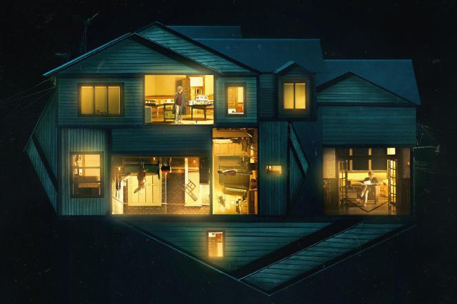 Une image extraite du film« Hérédité», réalisé par Ari Aster.