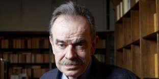 Alain Boureau, en 2009.