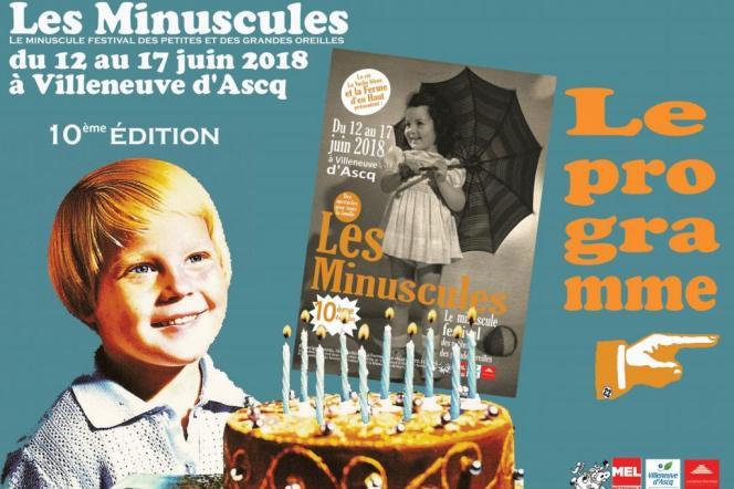 Les Minuscules fêtent leurs dix ans, du 12 au 17 juin 2018.
