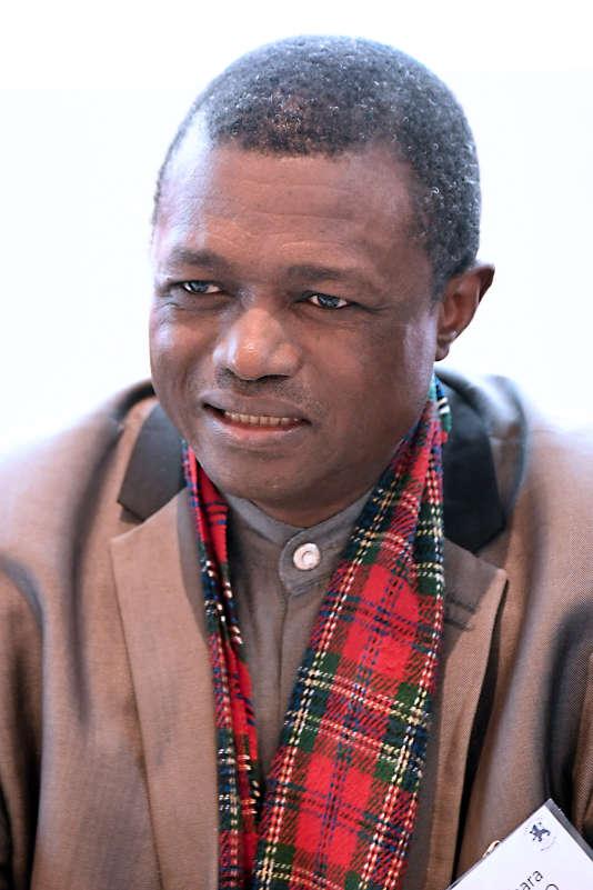 Ogobara Doumbo, en septembre 2017.