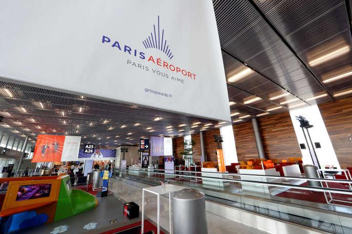 L'Etat détient actuellement 50,6% du groupe Aéroports de Paris (ADP).