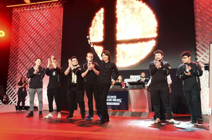 A l'occasion de l'E3, Nintendo a dévoilé «Super Smash Bros. Ultimate» et tenu un tournoi sur son futur jeu de combat phare.
