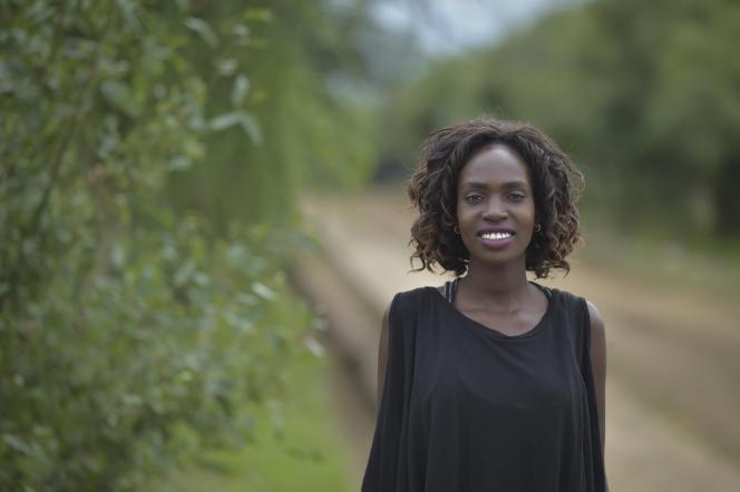 Mercy Akuot,humanitaire spécialisée dans les droits des femmes.
