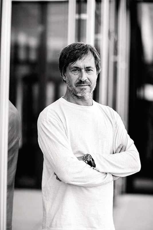 Le designer australien Marc Newson.