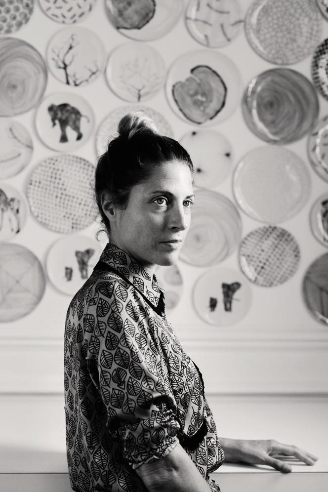 Caroline Petit, céramiste.