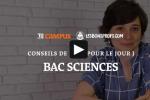 Bac Sciences des séries L et ES. Conseils de prof pour le jour J par Les Bons Profs