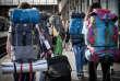 Départs de vacances d'été, à la gare de Lyon à Paris, en juillet 2016. Le coût pour l'UE du pass gratuit Interrailest évalué à 2 milliards d'euros.