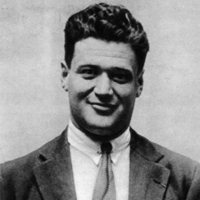 Joseph Kessel en 1927.
