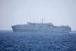 Le navire militaire américain« US-Trenton» a pu transférer les 41 rescapés d'un naufrage aux gardes-côtes italiens.