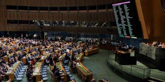 A une large majorité, l'ONU condamne Israël pour les violences à Gaza