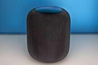 L'enceinte d'Apple est dotée de l'assistant personnel Siri.