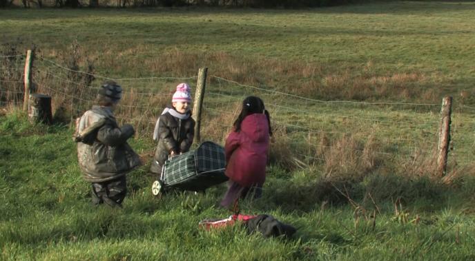 Image extraite du documentaire, « Il était un jardin».