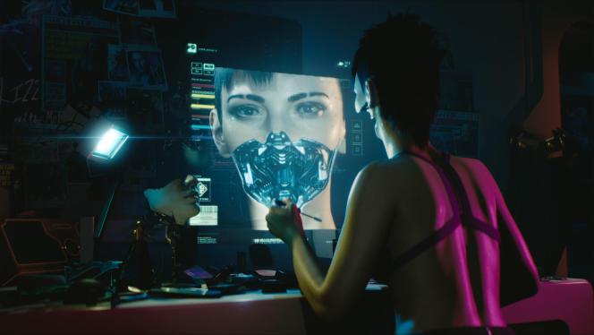 La promesse de « Cyberpunk2077» : un jeu très ouvert, dans un environnement urbain tentaculaire et futuriste.