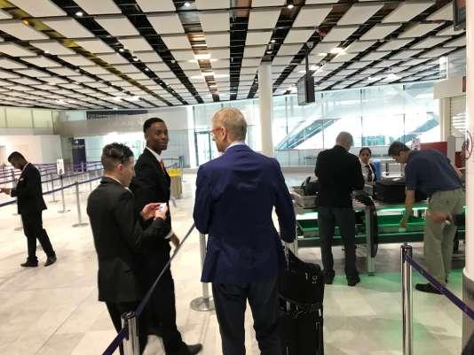 Arsène Wenger en route pour la Russie.