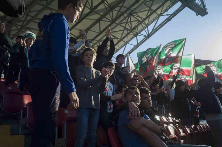 Akhmat Kadyrov était le président de Tchétchénie jusqu'à son assassinat, en mai 2004, après l'explosion d'une bombe placée dans les travées de l'ancien stade du Terek. L'Akhmat Arena, nouveau stade de 30 000 places, a été inauguré en 2011.