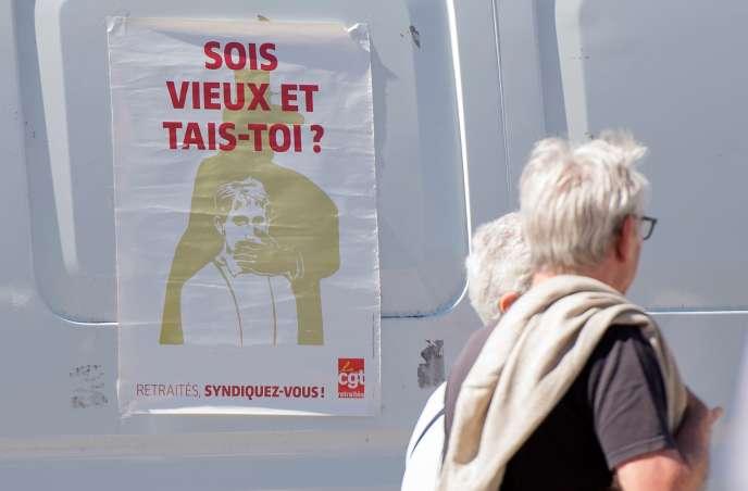 Lors du rassemblement marseillais, le 14 juin.