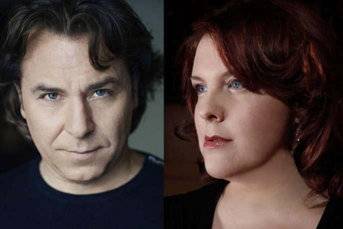 Roberto Alagna et Marie-Nicole Lemieux.
