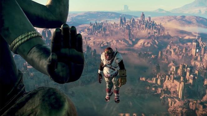 « Beyond Good and Evil 2 » a le charme et l'ampleur d'un« Star Wars» mâtiné de science-fiction européenne.