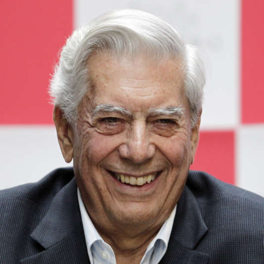 Le Prix Nobel de littérature Mario Vargas Llosa à Mexico City, le 3 mars 2011.