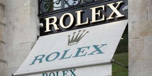 «Rolex» est la recherche la plus fréquente des Internautes français qui participent à des enchères en ligne.