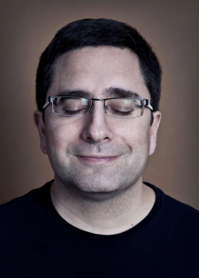 Le compositeur Hector Parra.