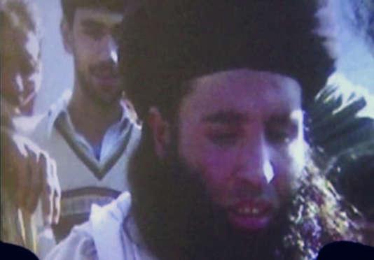 Mullah Fazlullah dans une vidéo datant de 2013.