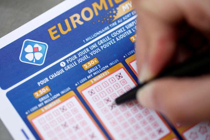 Parmi les privatisations envisagées par le gouvernement, celle de la Française des jeux.
