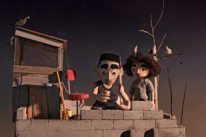 Dans « La Tour », le cinéaste norvégien Mats Grorud évoque la réalité chaotique d'un camp de réfugiés palestiniens au Liban.