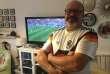 Pour le Mondial, Mickaël Hervé a déjà choisi son camp : ce sera celui de la Mannschaft. Ici, chez lui, à Janzé (Ille-et-Vilaine).