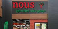 L'épicerie Nous, à Melesse, en Ille-et-Vilaine.