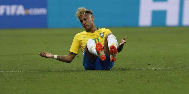 Neymar n'a pas pesé sur la partie.